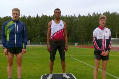 Chapangwa Lubambo juoksi Pohjois-Suomen mestariksi – 5000 metrin palkintokorokkeelle nousi koillismaalaisista myös Posion Pyrinnön Veikko Huuskonen