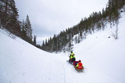 """Lumivyöryvaara elää Lapin tuntureiden jyrkillä rinteillä koko talven: """"Ennusteita joudutaan muuttamaan parin päivän välein"""""""