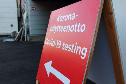 Suomessa rekisteröitiin 331 uutta koronatartuntaa, joista 31 Pohjois-Suomessa – Ouluun kirjattiin 18 tautitapausta