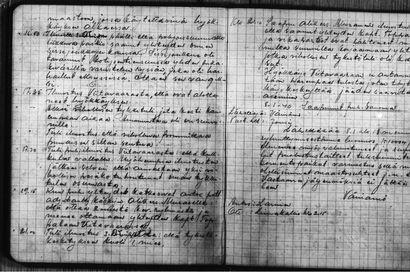 Tuntemattomiksi jääneille isosedille löytyy uusi elämä digitoitujen talvisodan aikaisten dokumenttien kautta – Sotasampo-tietokanta mahdollistaa paremman sotatutkimuksen