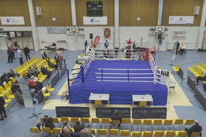 Kansainvälinen TUL-nyrkkeilyturnaus 19.1.2020