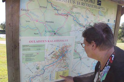 Turisti haluaa hakeutua nähtävyyksien luokse Oulaisissa: Miten helppo kohteita on löytää? Lue täältä matkailijan kokemukset