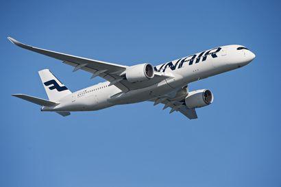 Finnair  lisää lentoja Lappiin, vähentää Euroopan lentoja
