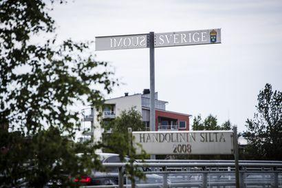 Perussuomalaisten eduskuntaryhmän kesäkokous järjestetään Torniossa – Tornion ainutlaatuinen sijainti Ruotsin rajalla on herättänyt mielenkiintoa valtakunnallisesti