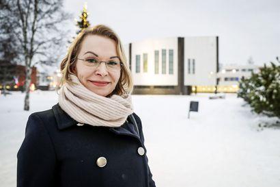 Rovaniemen uusi kaupunginjohtaja aloittaa työnsä aprillipäivänä