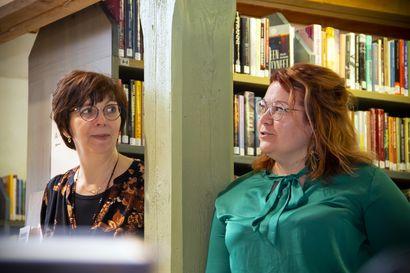 Tyrnäväläinen, mitä haluat kirjastolta? Nyt voi osallistua Teams-keskusteluun ja työpajoihin, kertoa tarpeistaan ja ideoida uutta