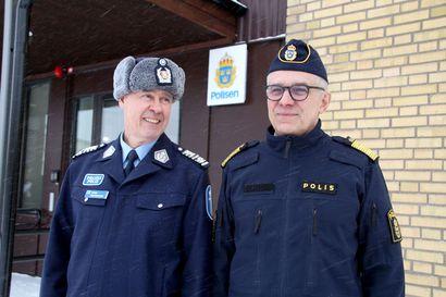 Poliisiyhteistyö rajan yli tulisi toimia kuin ambulanssi