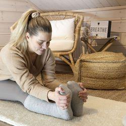 """Somevaikuttaja Eveliina Tistelgren muutti etelästä Leville fitness-uran päätyttyä: """"Täältä löydän kaiken, mitä elämääni kaipaan"""""""