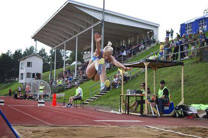 Lapin yleisurheilun kilpailukausi starttaa ensi viikolla