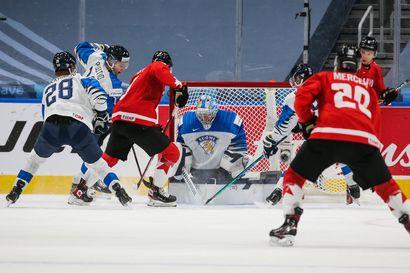 Kärppäbarometri: Kanada kaatoi Leijonat Edmontonissa – Topi Niemelän pisteputki jatkui tappiopelistä huolimatta