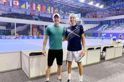Kohti vieläkin parempaa kovassa lajissa - Emil Ruusuvuori ja Harri Heliövaara ovat kuluneen ATP-tennisvuoden suomalaisonnistujat