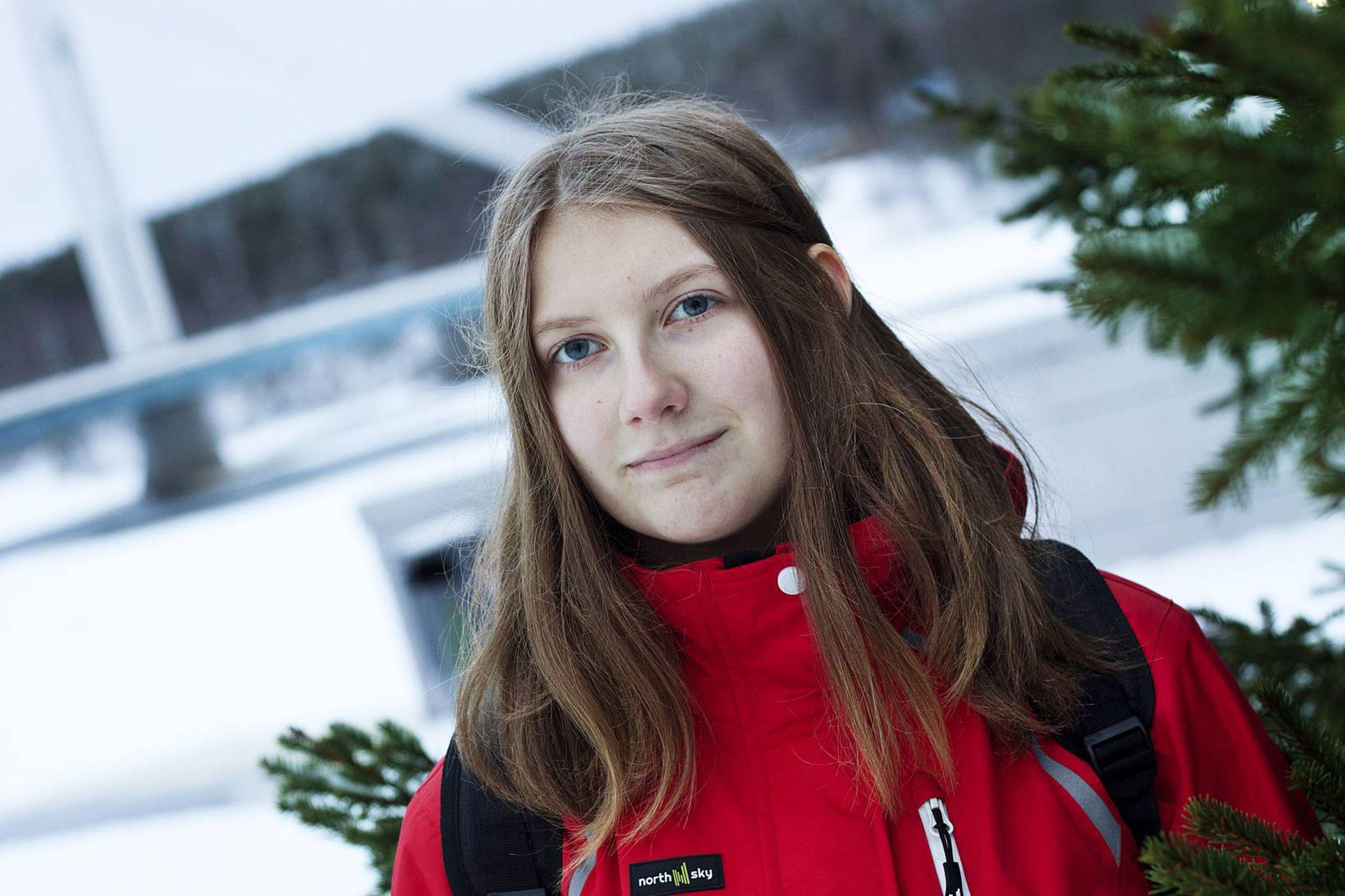 Greta Virranniemi