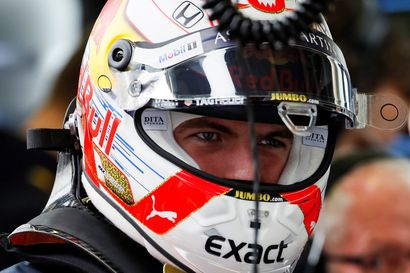 Rangaistus pudotti Verstappenin paalulta nelosruutuun Meksikossa - Leclerc nousee paalupaikalle