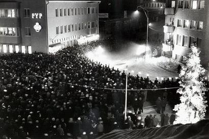 Olitko juhlimassa Rovaniemen kaupungin perustamista 1.1.1960? –Jaa muistosi meille juttua varten