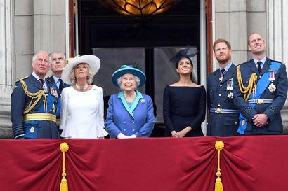Harryn ja Meghanin irtiotto ei järkytä kuninkaallisen perheen asemaa Britanniassa
