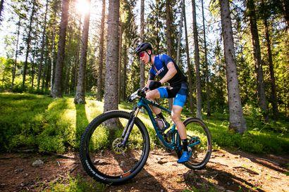 """Inariin """"monta kertaa haetut"""" SM-maastopyöräilyt käydään rankassa hellesäässä – 90 kilometrin rypistys on kestävyyskoe"""