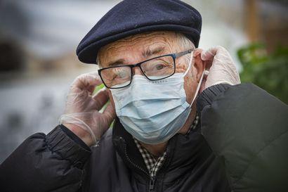 Maskit maksavat milteipä maltaita: Yhden suu- ja nenäsuojaimen hinta noussut moninkertaiseksi