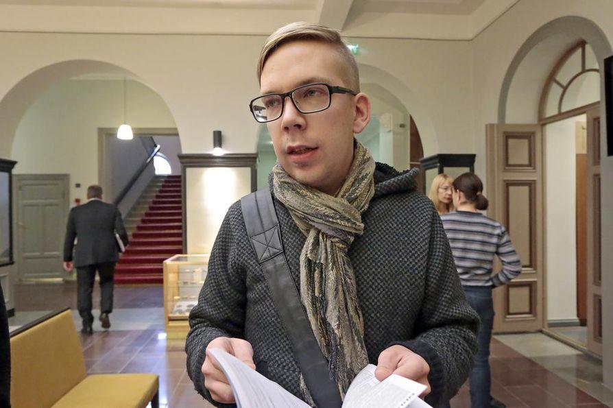 Janne Hakkaraisen mukaan Oulun yliopiston ylioppilaskunnasta ponnistaneiden valtuutettujen menestyksen taustalla on vahva eri alojen asiantuntijuus.