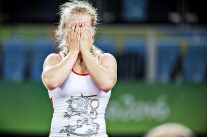 Petra Ollin sisäinen polte urheiluun sammui – ura loppuu ennen olympiakarsintoja