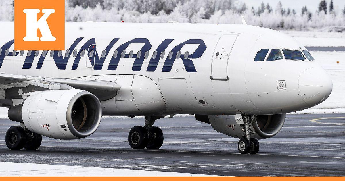 Finnair vaatii kaikilta Suomen-lennoille tulevilta koronatodistusta  Lennot...