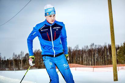 Enni Petrelius ja Niko Anttola valittiin U18-valmennusryhmään - haastajaryhmään neljä Visan hiihtäjää