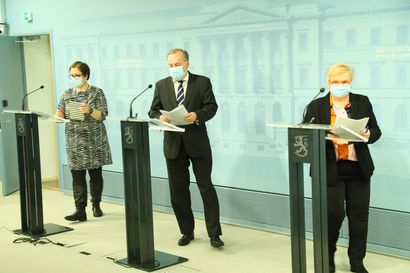Ulkoministeri Haavisto sai tiedon al Hol-leirin tulijoista perjantaina – Suomen linjaus ei ole hänen mukaansa muuttunut, vaikka nyt kotiutettiin myös aikuisia
