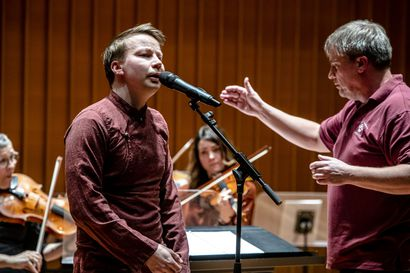 Kohti ääretöntä –Niillas Holmbergin joiku aloittaa Lapin kamariorkesterin kevätkauden