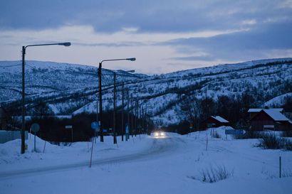 Aurinko nousi viimeisen kerran Nuorgamissa – Suomen päälaella kaamos kestää 54 vuorokautta, ja aurinko nousee seuraavan kerran 18. tammikuuta