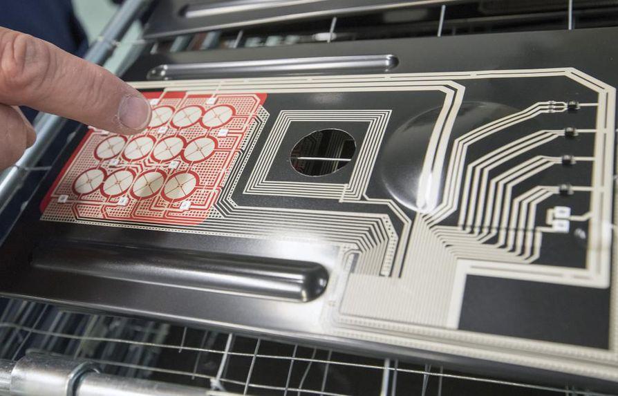 Oululainen TactoTek kehittää rakenteellista elektroniikkaa.