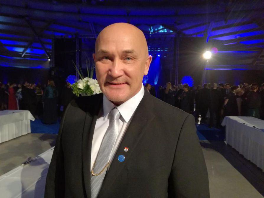 Juha Hänninen.
