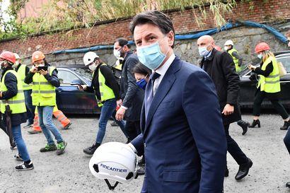 Italian pääministeri veisi rahakkaat autostradat Benettoneilta – Genovan romahtaneen sillan korvauspaketista kova vääntö