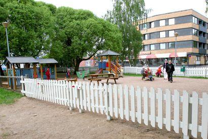 Kirkkolammen puisto ja Ruokasenkadun puisto kunnostetaan ensi kesänä Rovaniemellä