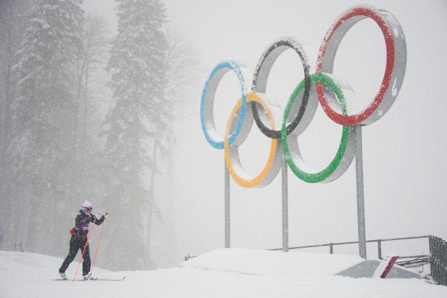 Venäjän kohtalo ratkeaa tänään. Korean Olympiakisat käydään ensi helmikuussa.