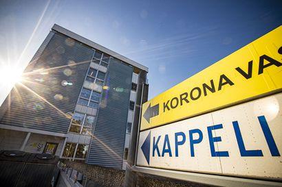 Raahen sairaalassa ei ole koronaviruspotilaita: Pohjois-Pohjanmaalla on viisi uutta varmistettua tartuntaa, yksi potilas tehohoidossa