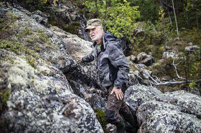 Kuka kätki hopea-aarteen Inarijärven rannalle? Kysymys piinasi Seppo Saraspäätä 16 vuotta, kunnes hän ratkaisi sen