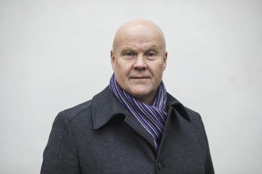 STTK:n puheenjohtajan Antti Palolan mielestä aktiivimalli on osoittautunut toimimattomaksi. Arkistokuva.