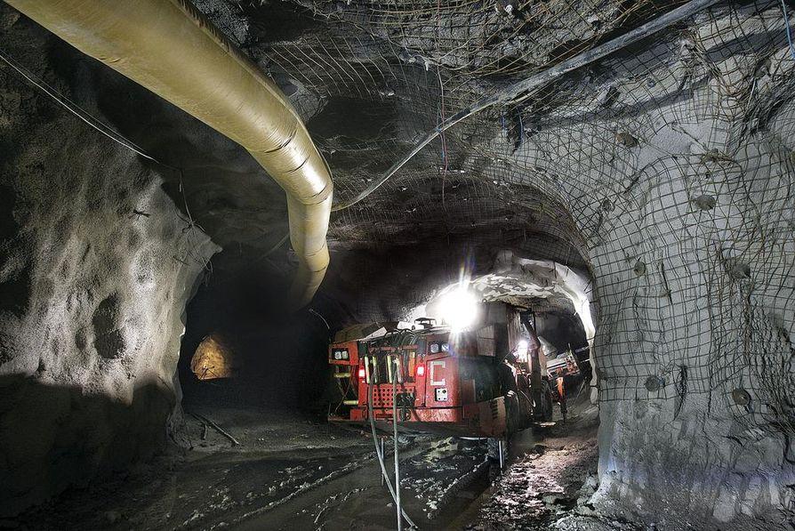 Pyhäjärvellä Laguna-tutkimuskeskus olisi rakennettu Pyhäsalmen kaivokseen.