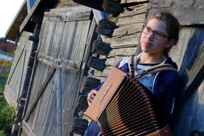 Pyhäjokinen Saana Kastelli soitti sarjavoittoihin Ikaalisissa