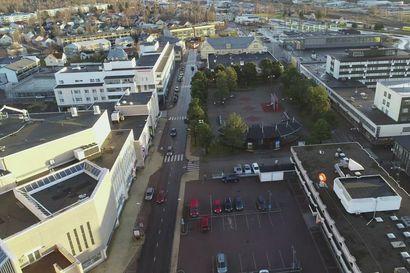 Raahen liikekeskustan asemakaava-alue