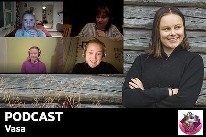 """Kuuntele Vasan podcast: Kunnallinen päätöksenteko voi näyttäytyy nuorille jäykkänä, mutta siihen kannattaa osallistua – """"Mie haluan oikeasti olla vaikuttamassa ja päättämässä"""""""