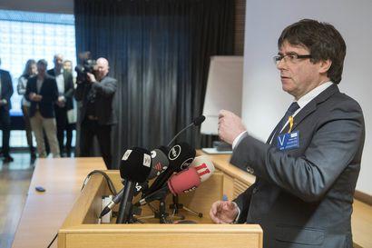 KRP: Rajaviranomaiset tietävät, miten toimia, jos Puigdemont sattuu kohdalle