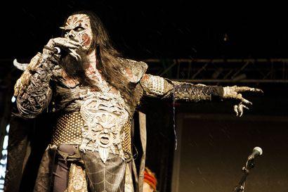 Lordi-yhtye joutui perumaan Italian keikkojaan koronaviruksen vuoksi