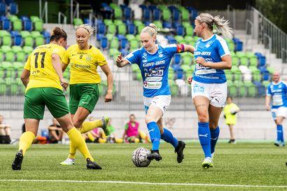 Kaleva Live: HauPa matkasi Napapiirille RoPSin naisten vieraaksi – katso tallenne ottelusta täältä