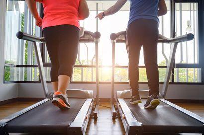 Suomalaiset laihduttavat nyt juoksumatolla – paino pudonnut jopa 41 kg