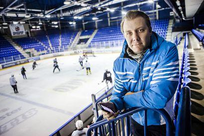 Rovaniemeläisyritys kehitti sovelluksen, jolla urheilujoukkueet luovat somesisältöä – nyt yritys tähtää maailmalle osallistumalla Slushiin