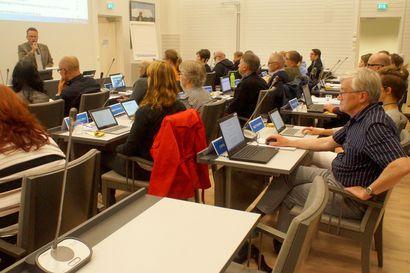 Kehittämisyhtiö alkuun yksissä tuumin – Pudasjärven kaupunginvaltuuston kokous meni vähin puhein