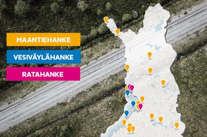 """Rovaniemen kaupungilta kriittinen lausunto väyläverkoston investointiohjelmaan –  """"On käsittämätöntä, ettei Väyläviraston investointiohjelmaesitys tunnista Lapin merkitystä ja kehittymispotentiaalia"""""""