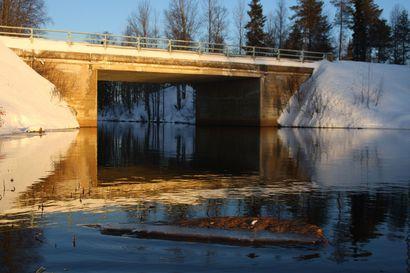 Lunta tulee runsaasti - uhkaavatko kovat tulvat?Jos lumi sulaa vesistöihin eikä haihdu taivaalle, ja lisäksi sataa, ennätykset voivat rikkoutua