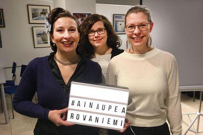Rovaniemelle ensimmäinen vaatelainaamo – taistelee vaatehävikkiä ja pikamuotia vastaan