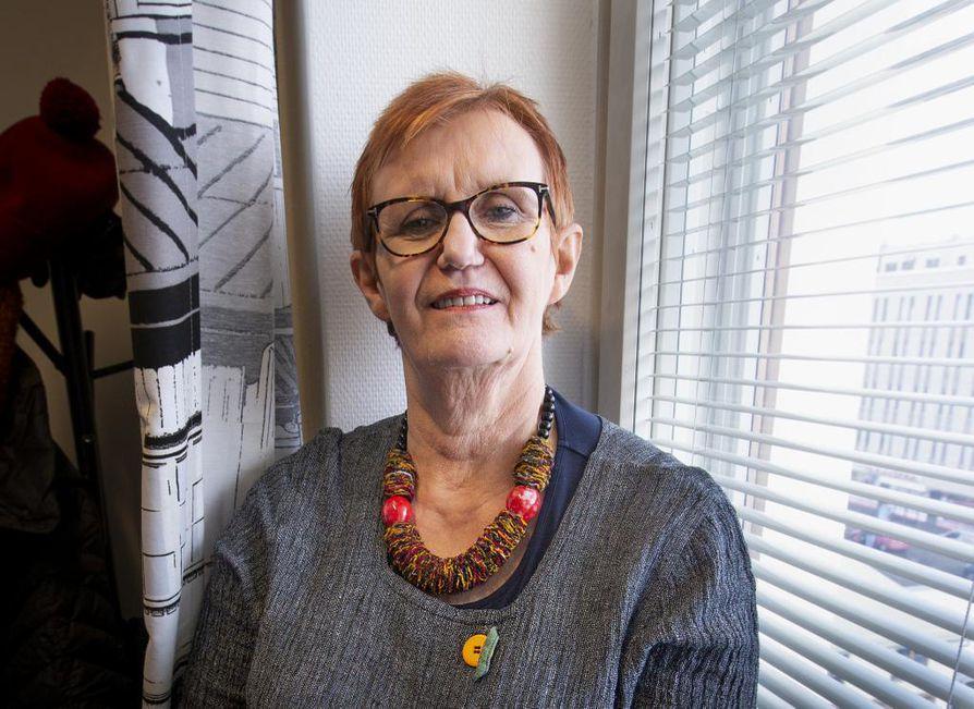 Oulun Seudun Perhehoitajien uusi puheenjohtaja on Marja Lähde.